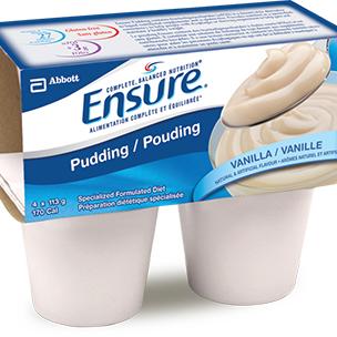 Ensure®, pouding