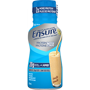 Ensure® Protein Max Product | Abbott Nutrition Canada
