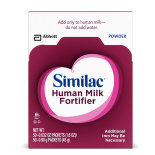 Similac® Human Milk Fortifier Powder - Unflavored