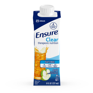Ensure® Clear Therapeutic Nutrition - Apple
