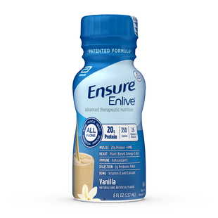 Ensure® Enlive® Advanced Therapeutic Nutrition Shake - Vanilla