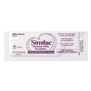 Similac® Human Milk Fortifier Concentrated Liquid - Unflavored