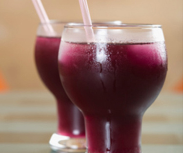 Apple and Blackcurrant Spritz