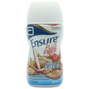 Ensure® plus fiber - Čokoláda