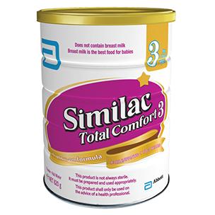 Abbott Nutrition Similac 174 Total Comfort 174 3 For Infants