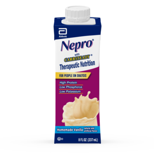 Nepro® with CARBSTEADY® - Homemade Vanilla