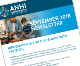 ANHI September 2018 Newsletter