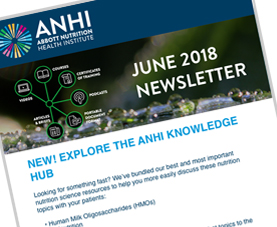 ANHI June 2018 ANHI Newsletter