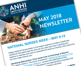 ANHI May 2018 ANHI Newsletter