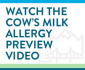 51st ESPGHAN Cows Milk Allergy Preview Video