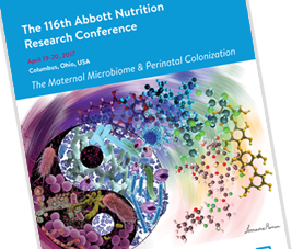 The cover page of the 116th Abbott Nutrition Research Conference full proceedings