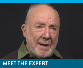 MEET THE EXPERT: PROF JOE MILLWARD