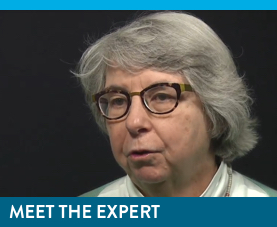 MEET THE EXPERT: VIRGINIA STALLINGS