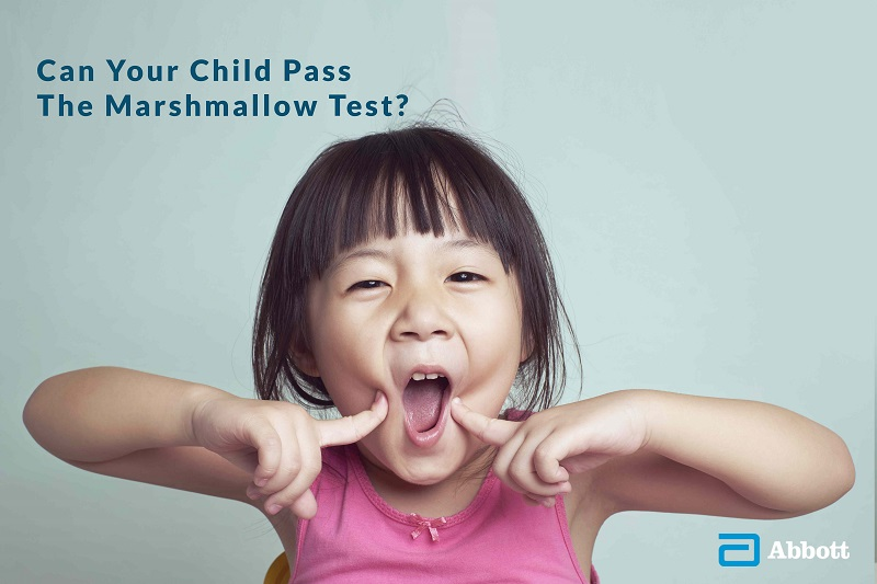 Can Your Child Pass The Marshmallow Test
