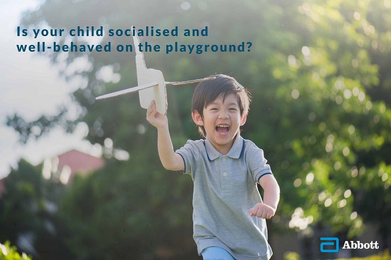 Is your child socialised and well-behaved