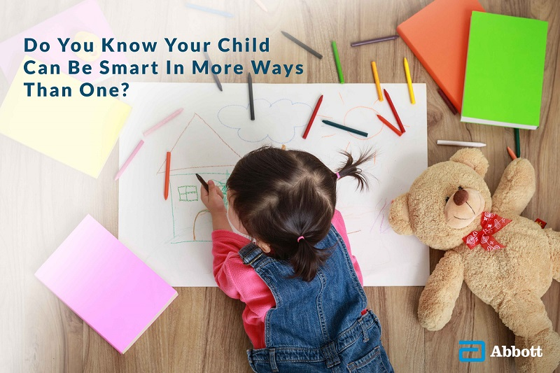 Do You Know Your Child Can Be Smart In More Ways Than One