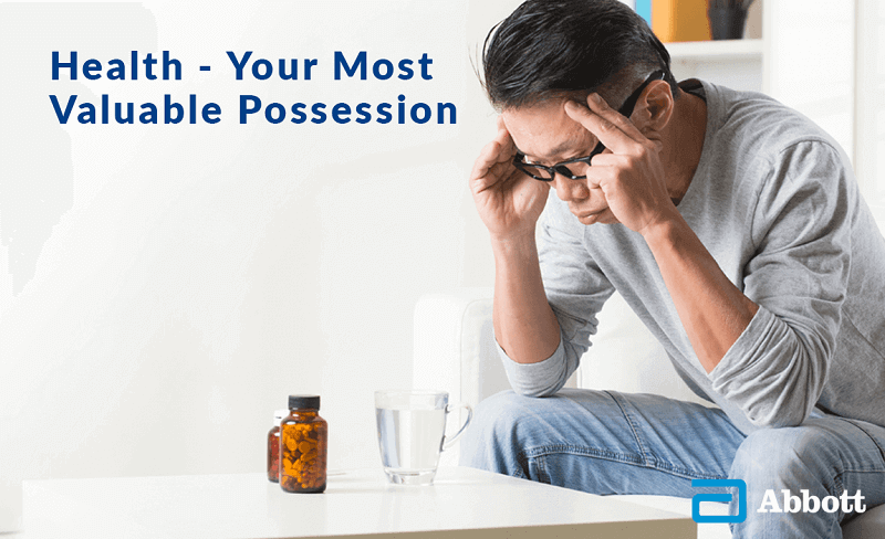 Health- Your most valuable Possession