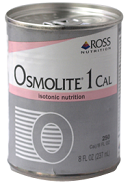Osmolite can