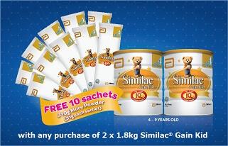 Similac_GK FOC 10 sachets