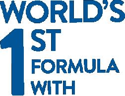 World's first formula image