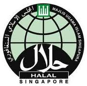 Halal Singapore logo