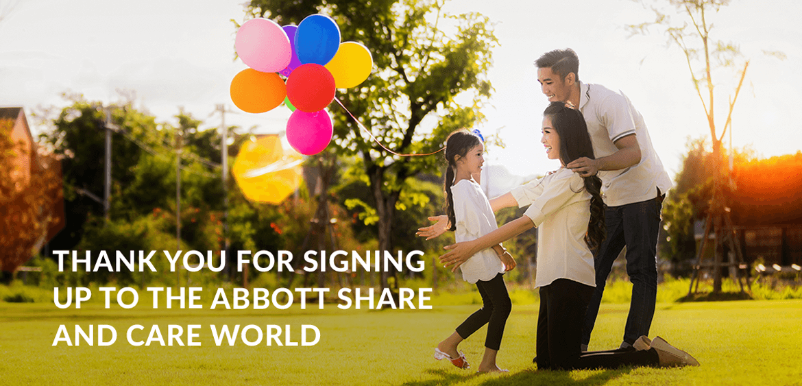 Abbott Nutrition Referral Program