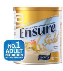 Ensure Gold - Buy the #1 Oral Nutritional Supplement For Adults