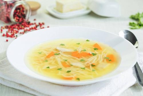 Soup – Món ăn bồi bổ sức khỏe