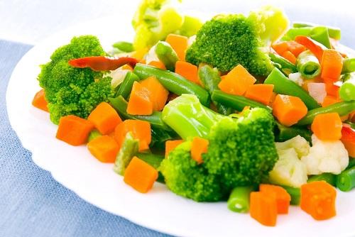Tăng cường bổ sung rau – Món ăn bồi bổ sức khỏe