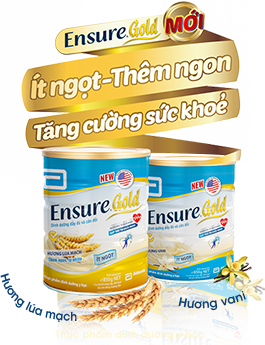Ensure Gold MỚI