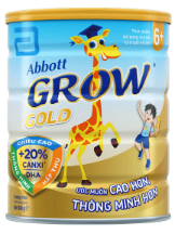 Sữa abbott grow gold 6+