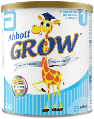 Sữa abbott grow 1