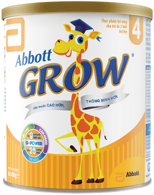 Sữa abbott grow 4