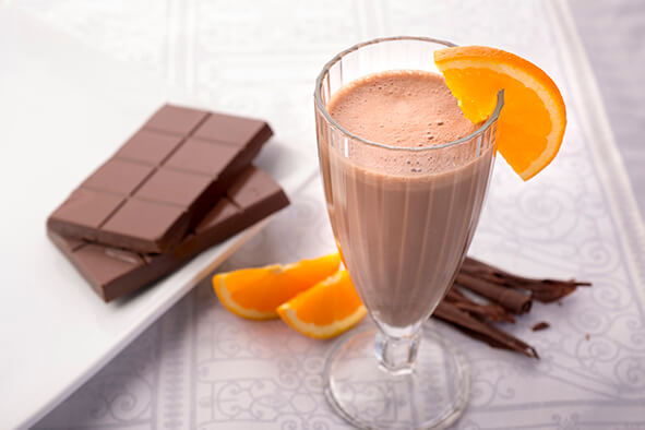 batido chocolate nar