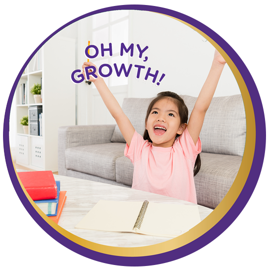 Growth Milestones - Boost immunity for growth with PediaSure Plus