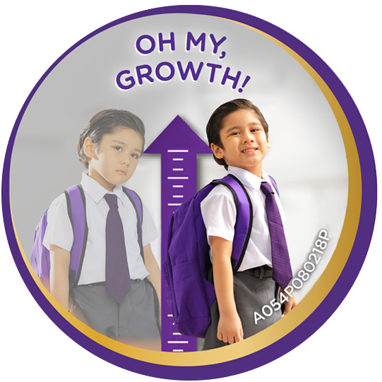 Growth Milestones - Visible Growth with PediaSure Plus