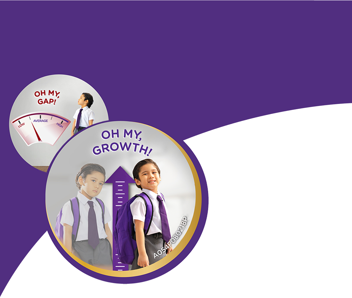 Growth Gap to Growth Milestone - From Maliit to Matangkad