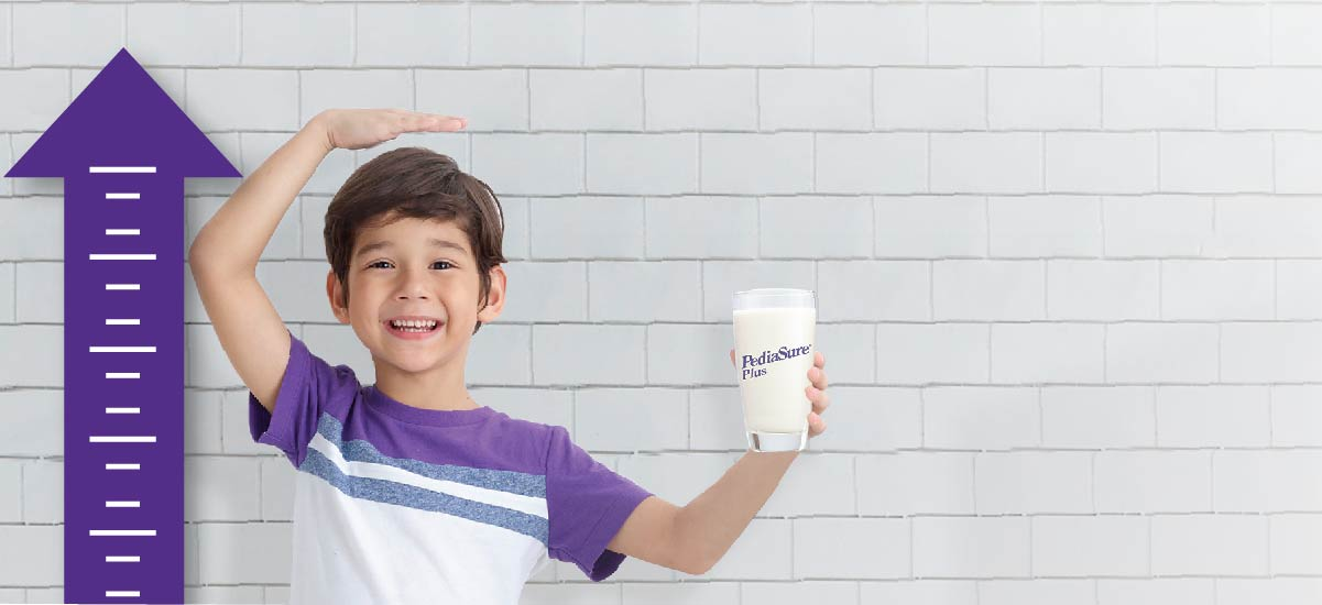 PediaSure Plus - Check your Childs Growth