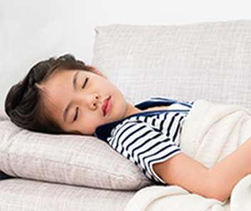 pediasure child sleeping