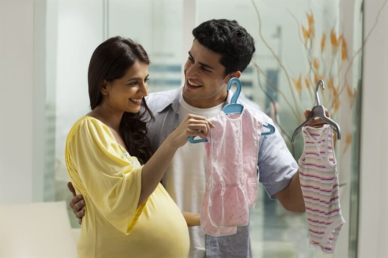 Checklist to Get Ready for Baby's Arrival