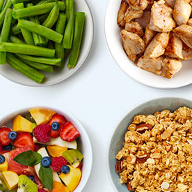 Learn about Meal Planning with Diabetes