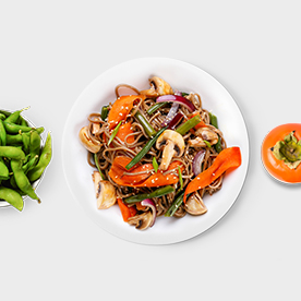 View a Vegetarian Meal Plan