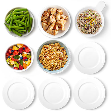 Healthy meal plan ideas for people with diabetes from Glucerna®