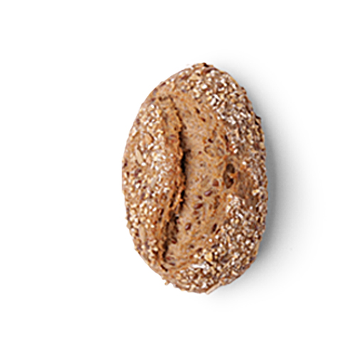 This Glucerna® high fibre meal plan includes one whole-grain roll