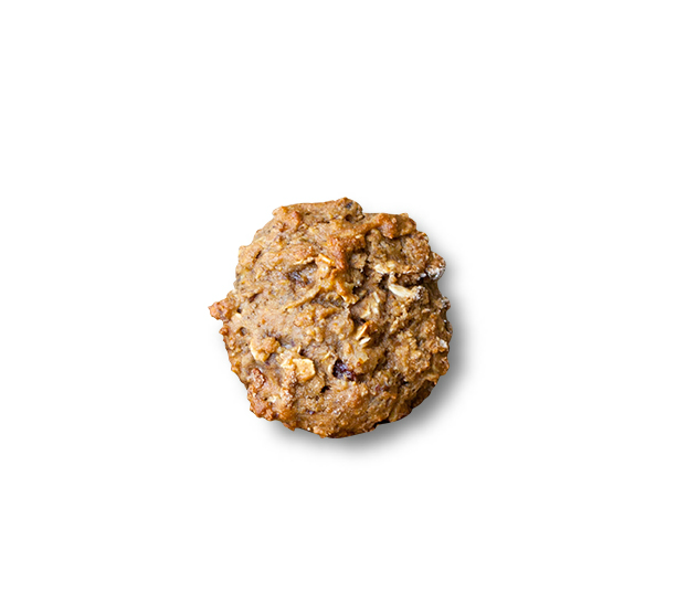 This Glucerna® high fibre meal plan includes one small bran muffin
