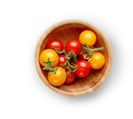 This Glucerna® heart healthy meal plan includes cherry tomatoes