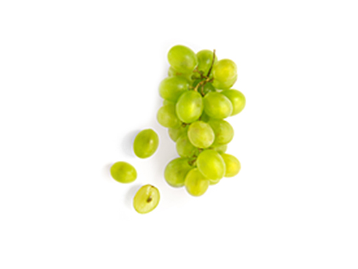 This Glucerna® high protein meal plan includes one cup of grapes