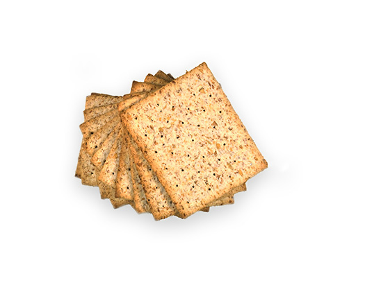 This Glucerna® vegetarian meal plan includes whole grain crackers