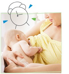 Read tips on nutrition and breastfeeding your baby with Similac<sup>®</sup>