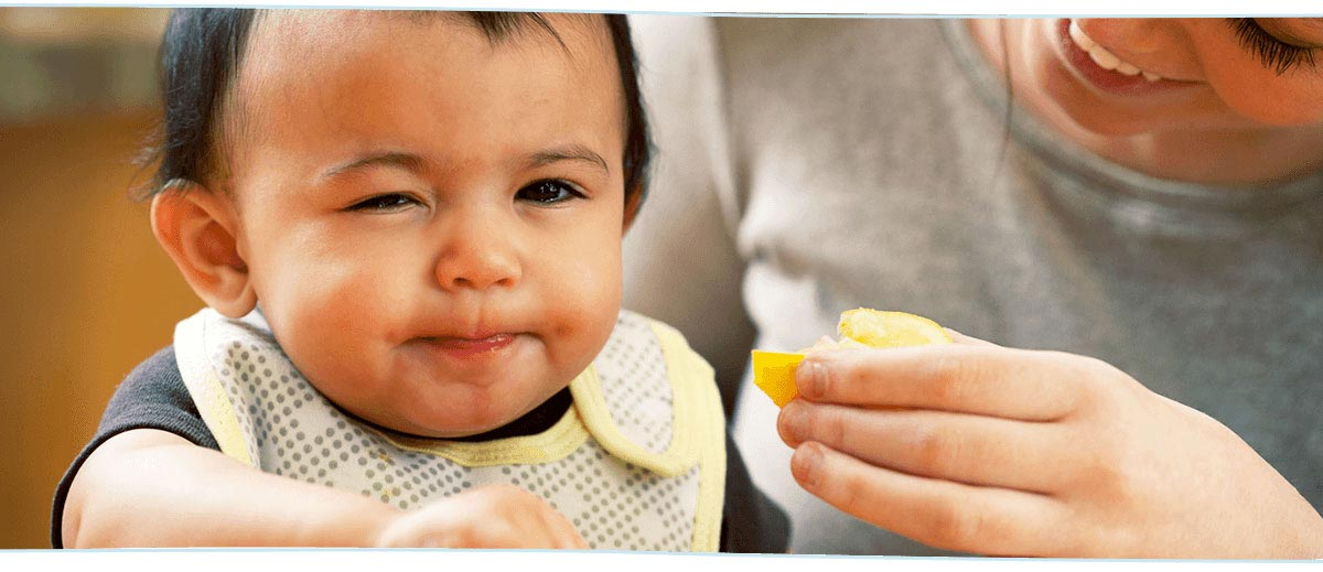 Similac® Newborn Feeding Guide: Adjusting To New Flavours & Textures